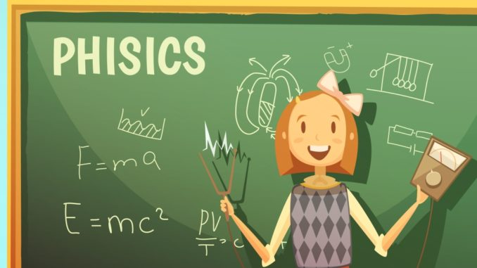 Physics MCQS with Answers